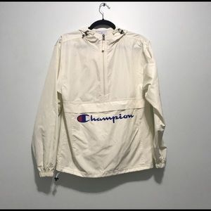 Champion Jackets & Coats - CHAMPION UO EXCLUSIVE PACKABLE ANORAK JACKET